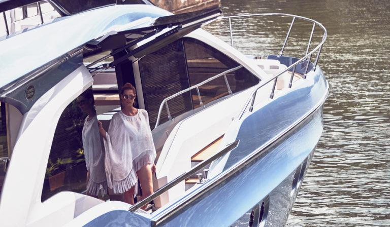 Типичный день чартера на яхте