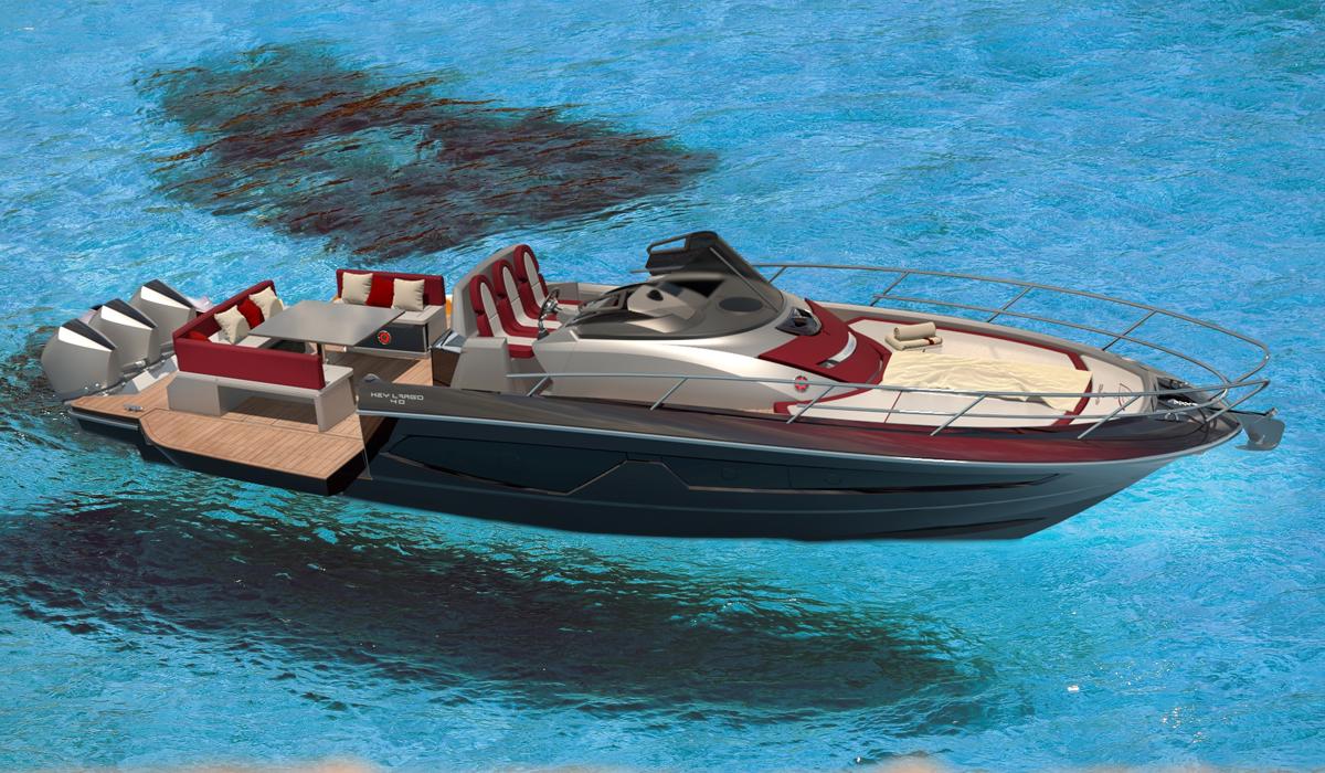 Sessa Marine Key Largo 40 Фото № 5
