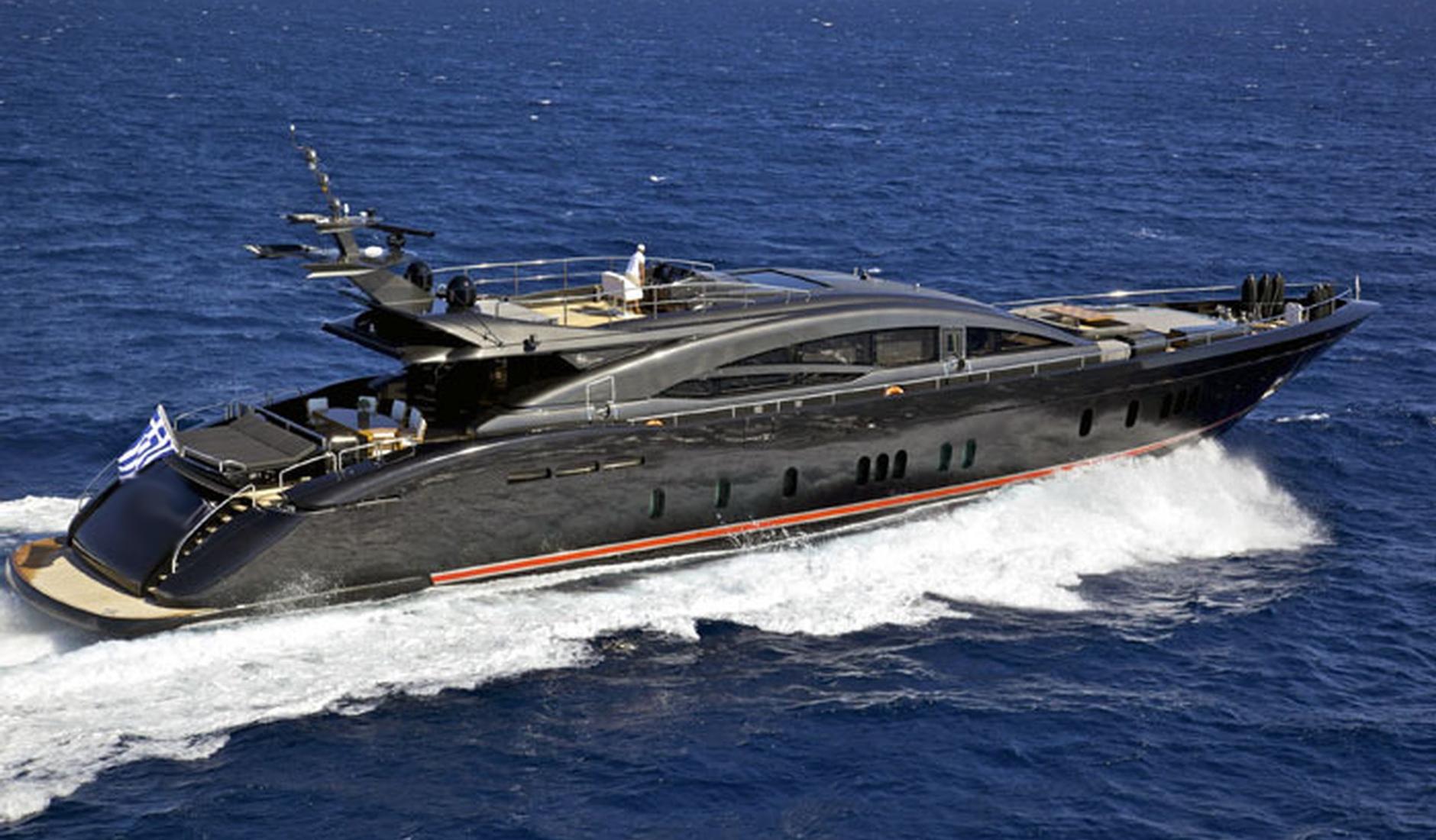 Купить Golden Yachts 39m