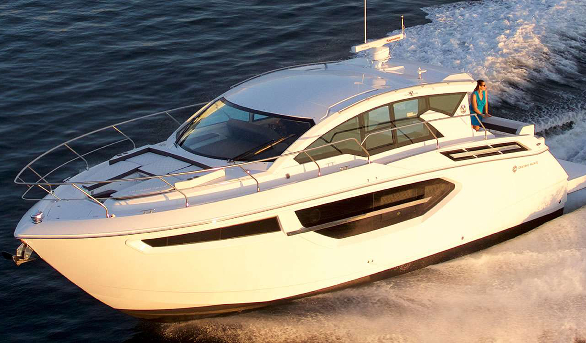 Cruisers Yachts 42 Cantius Фото № 3