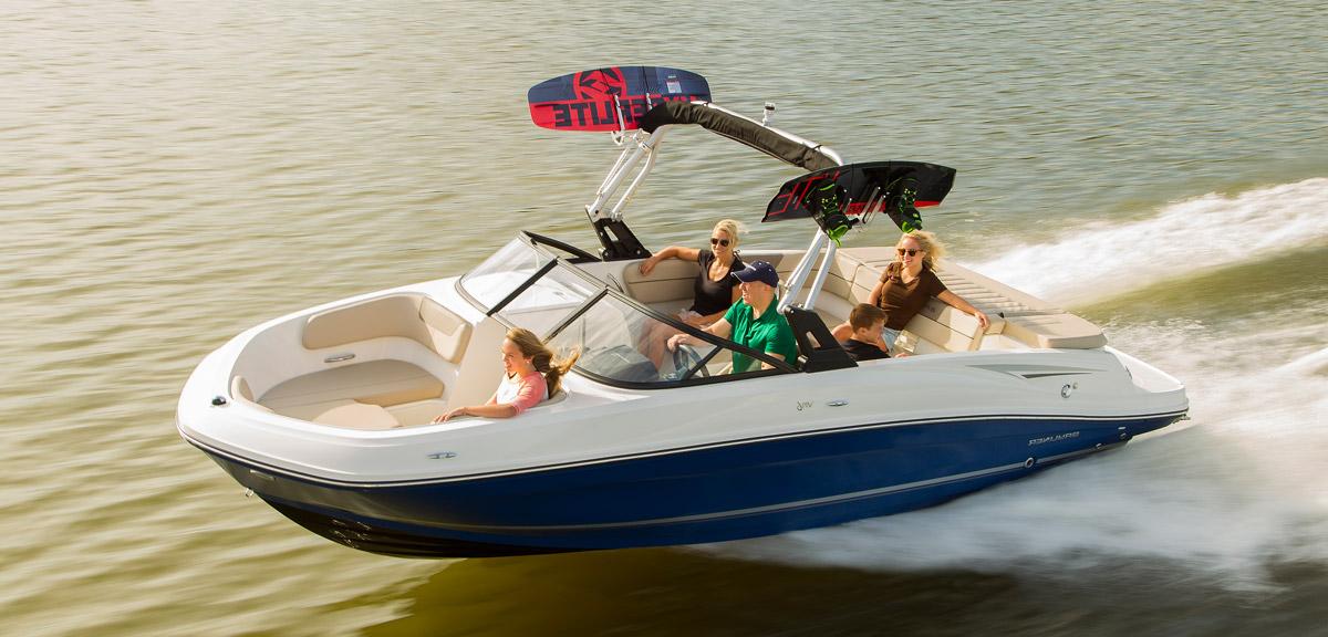 Специальная акция на катера и яхты Bayliner®