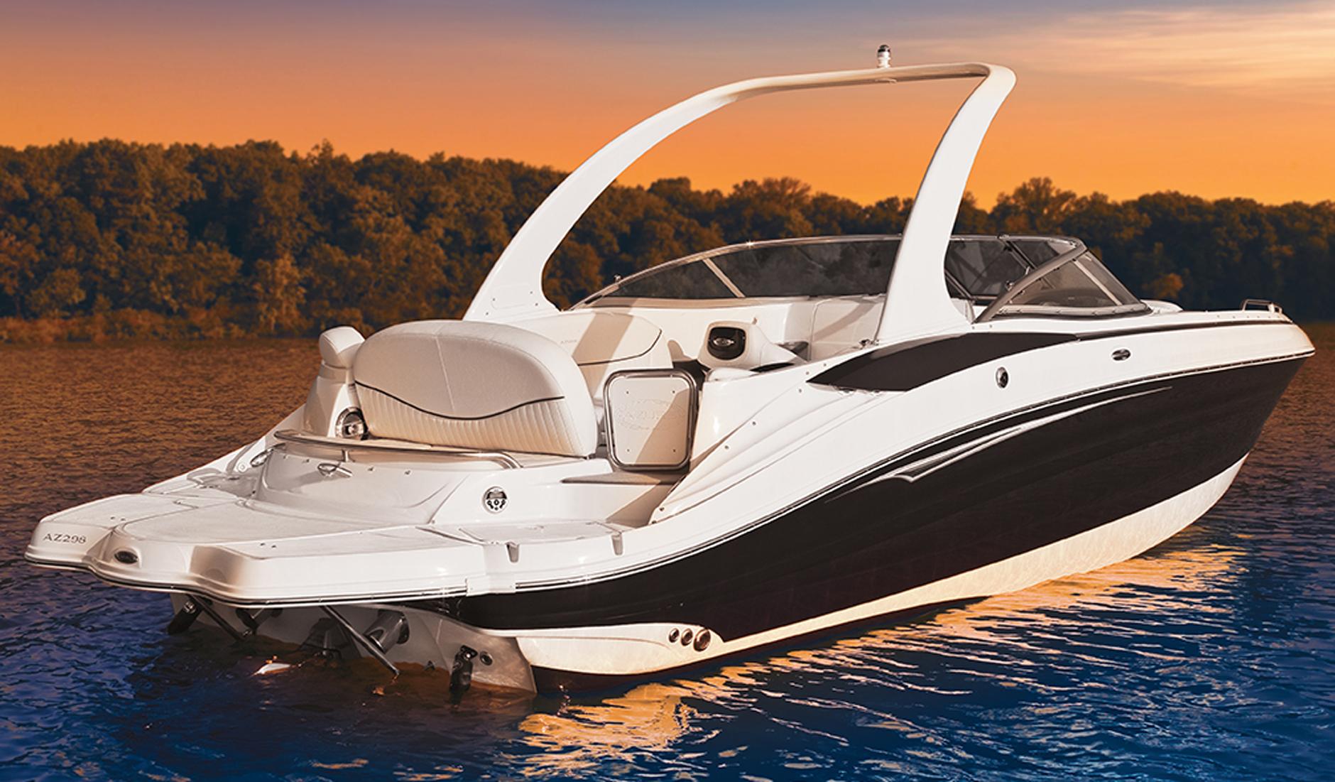 Cruisers Yachts 258 Bow Rider Фото № 2