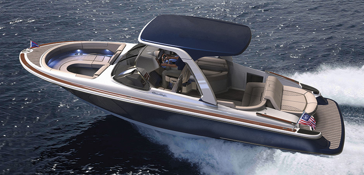 Chris-Craft Launch 28GT: революция в действии