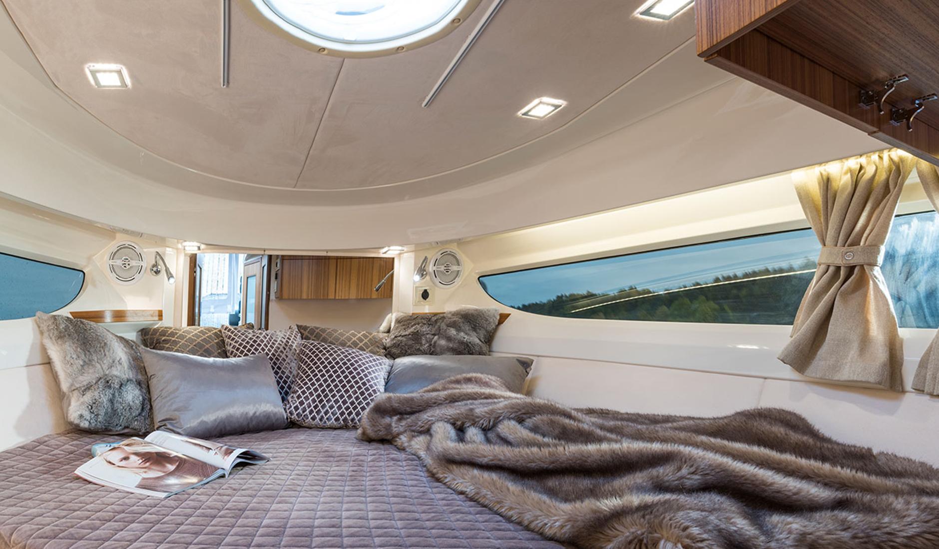 Marex 310 Sun Cruiser Фото № 9