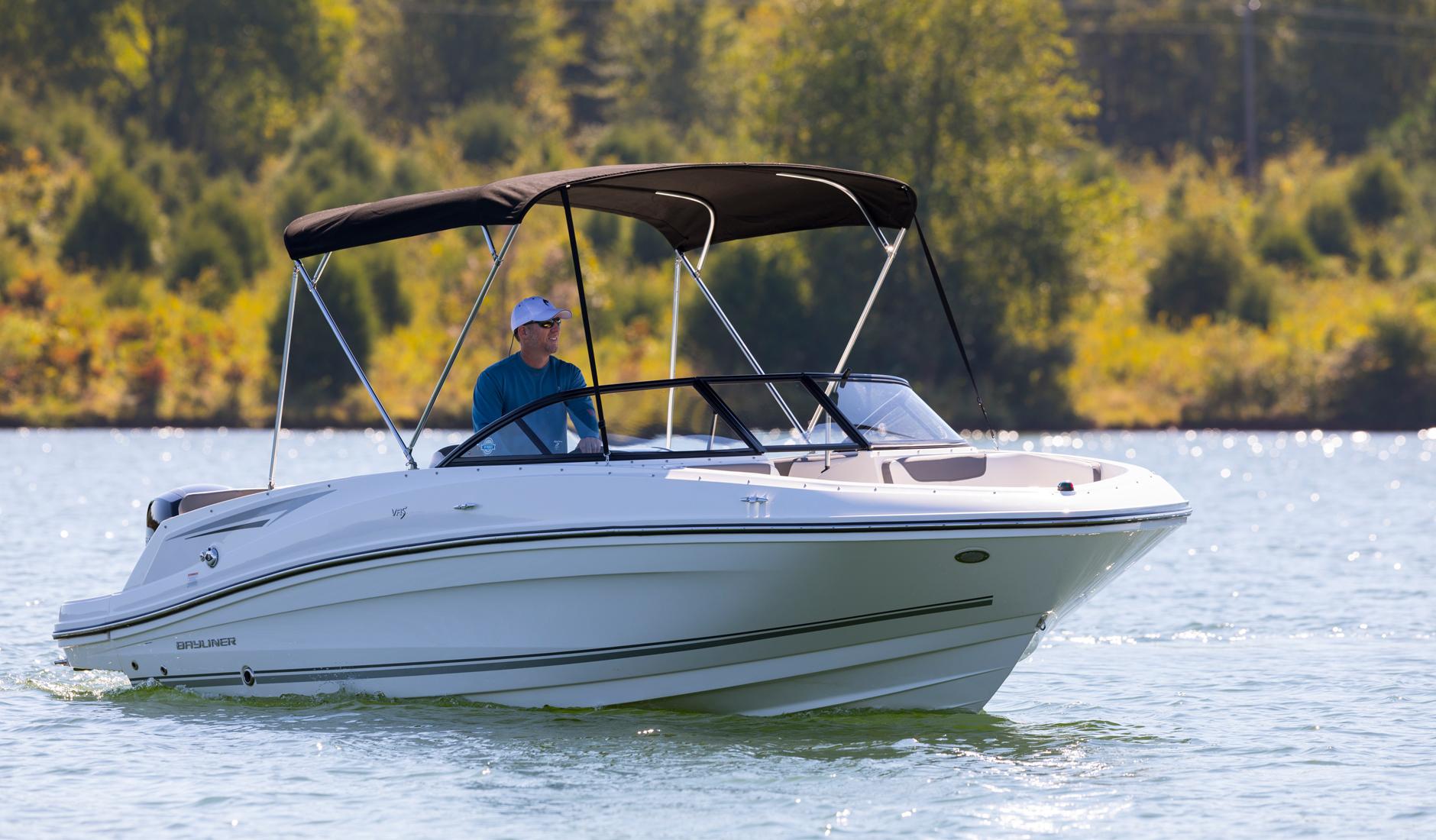 Bayliner VR5 Outboard Фото № 16
