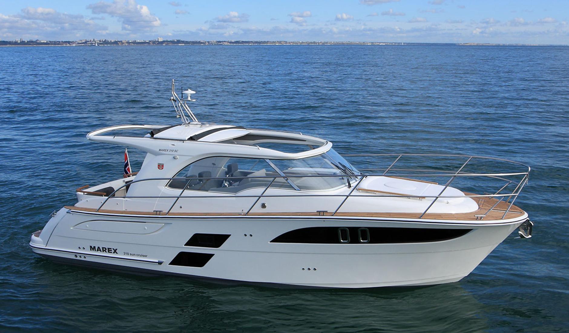 Marex 310 Sun Cruiser Фото № 3