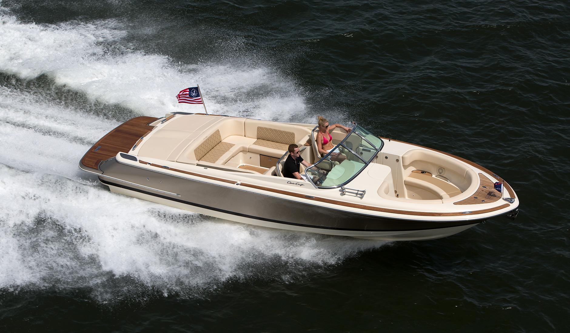 Chris-Craft Launch 30