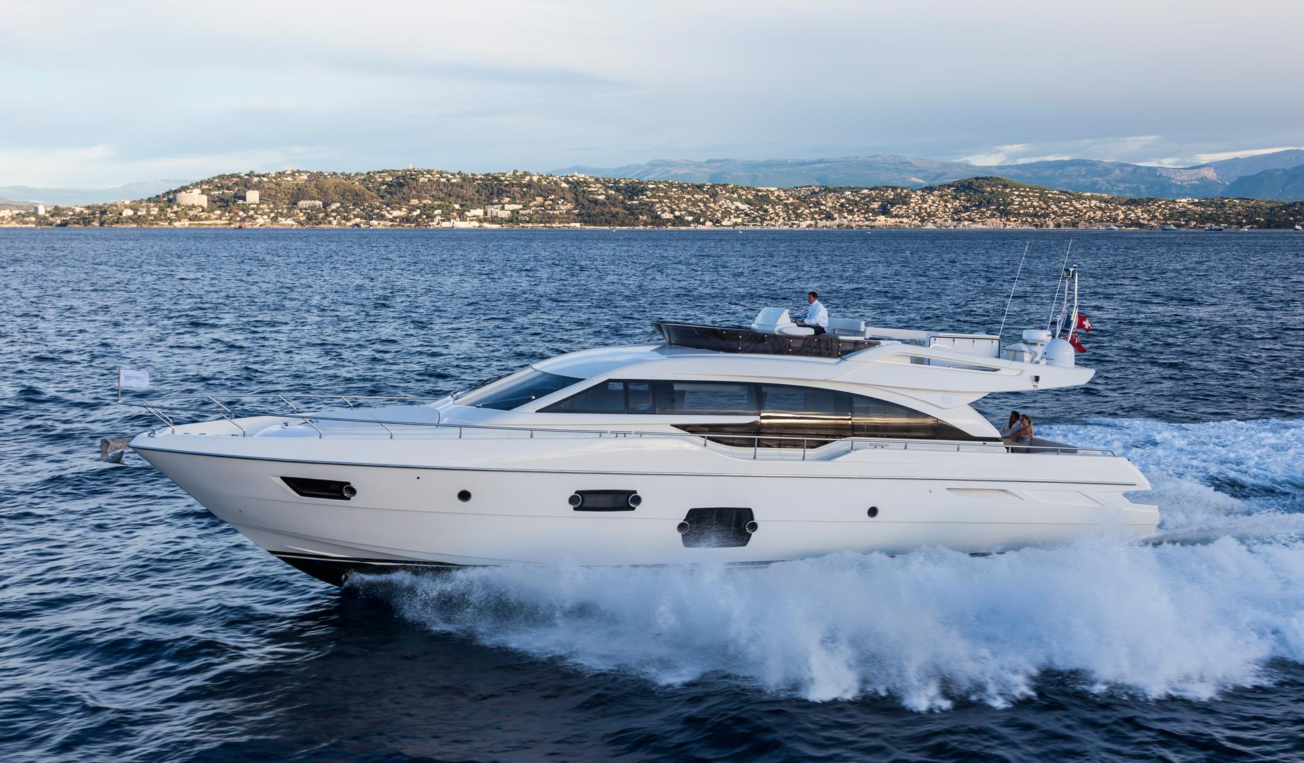 Ferretti Yachts 690 Фото № 2