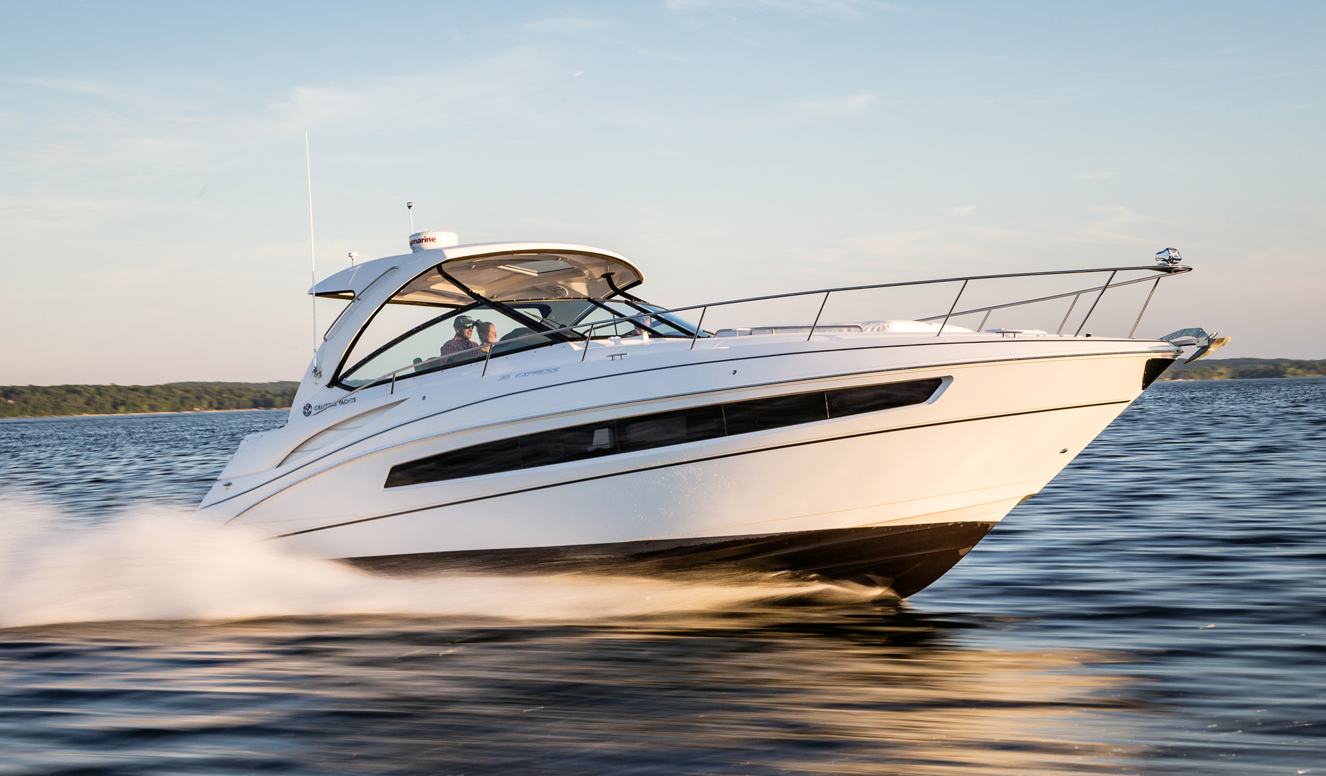 Купить Cruisers Yachts 38 Express