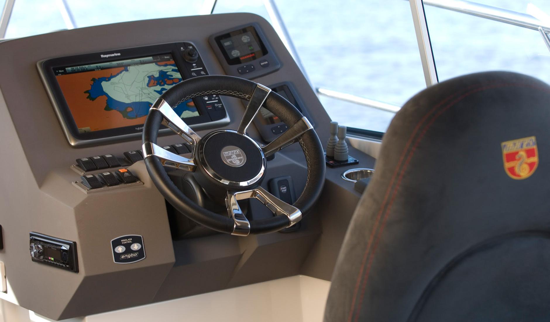 Marex 320 Aft Cabin Cruiser Фото № 6