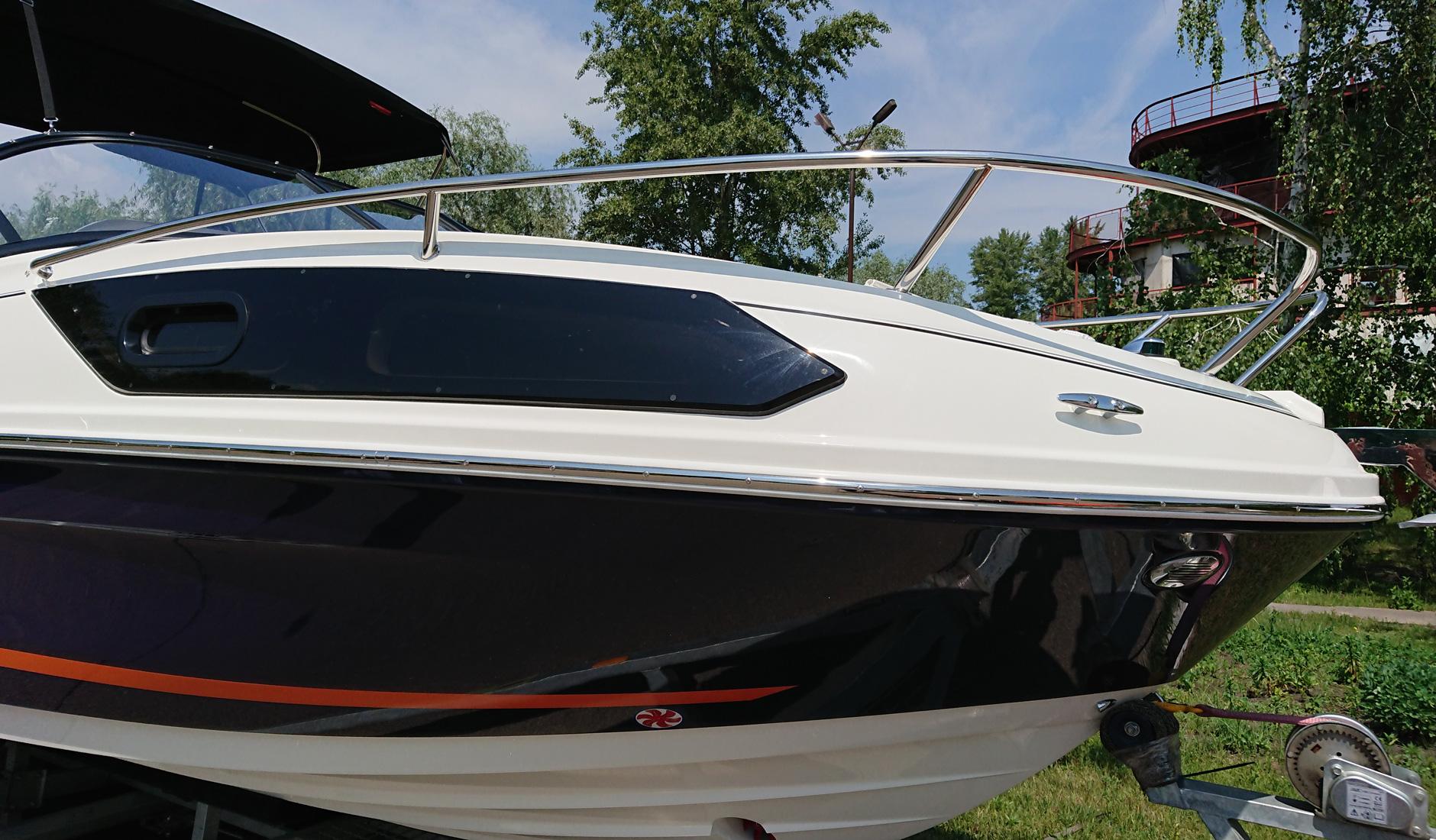 Bayliner Cuddy VR6 новый в наличии Фото № 7
