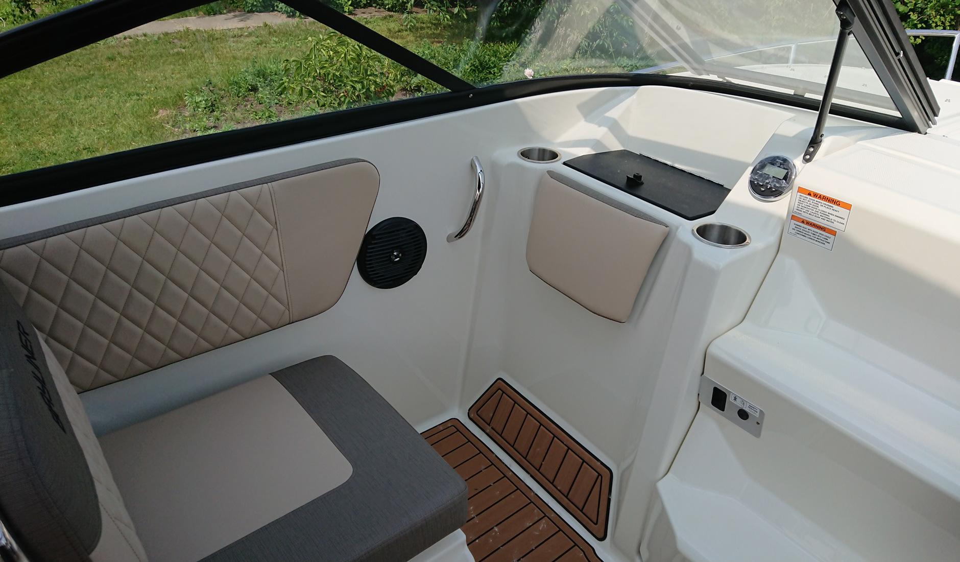 Bayliner Cuddy VR6 новый в наличии Фото № 15