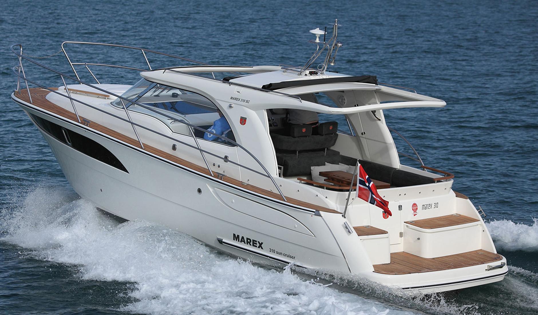 Marex 310 Sun Cruiser Фото № 4