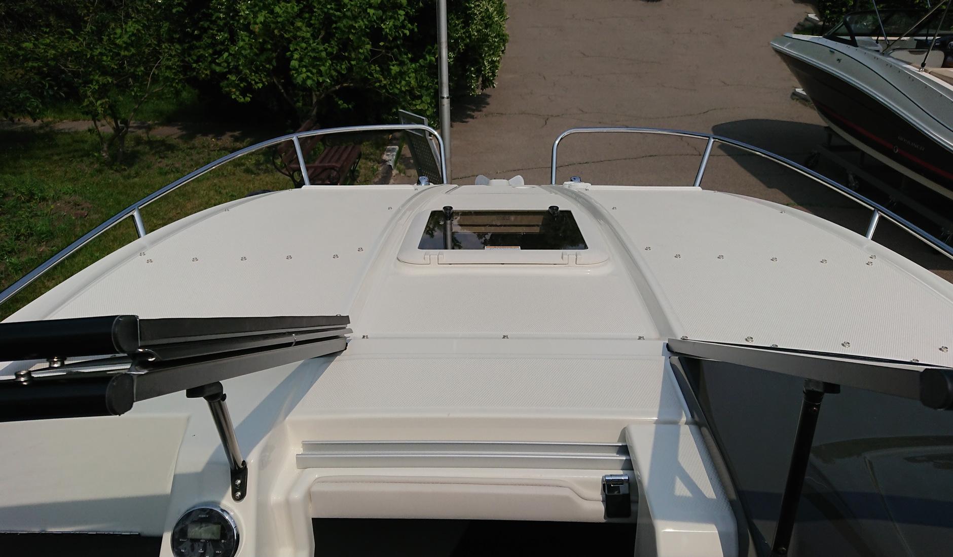 Bayliner Cuddy VR6 новый в наличии Фото № 8