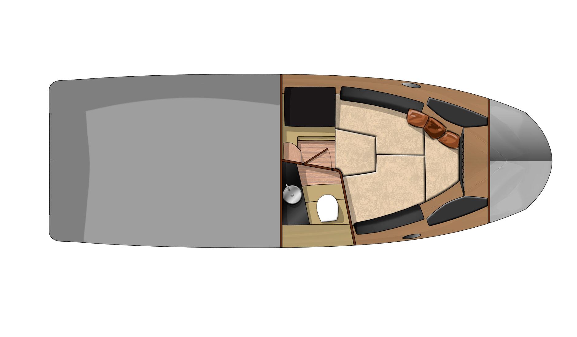 Купить Sessa Marine Key Largo 27 Outboard