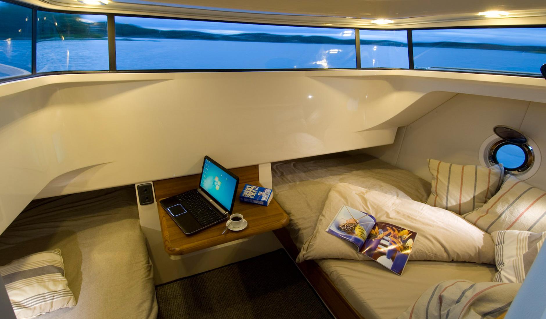 Marex 320 Aft Cabin Cruiser Фото № 11
