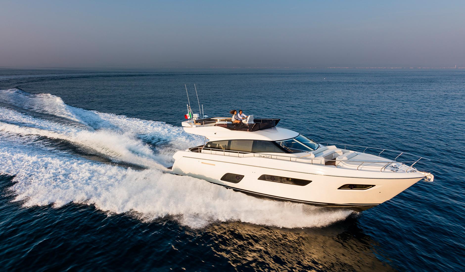 Ferretti Yachts 550 Фото № 2