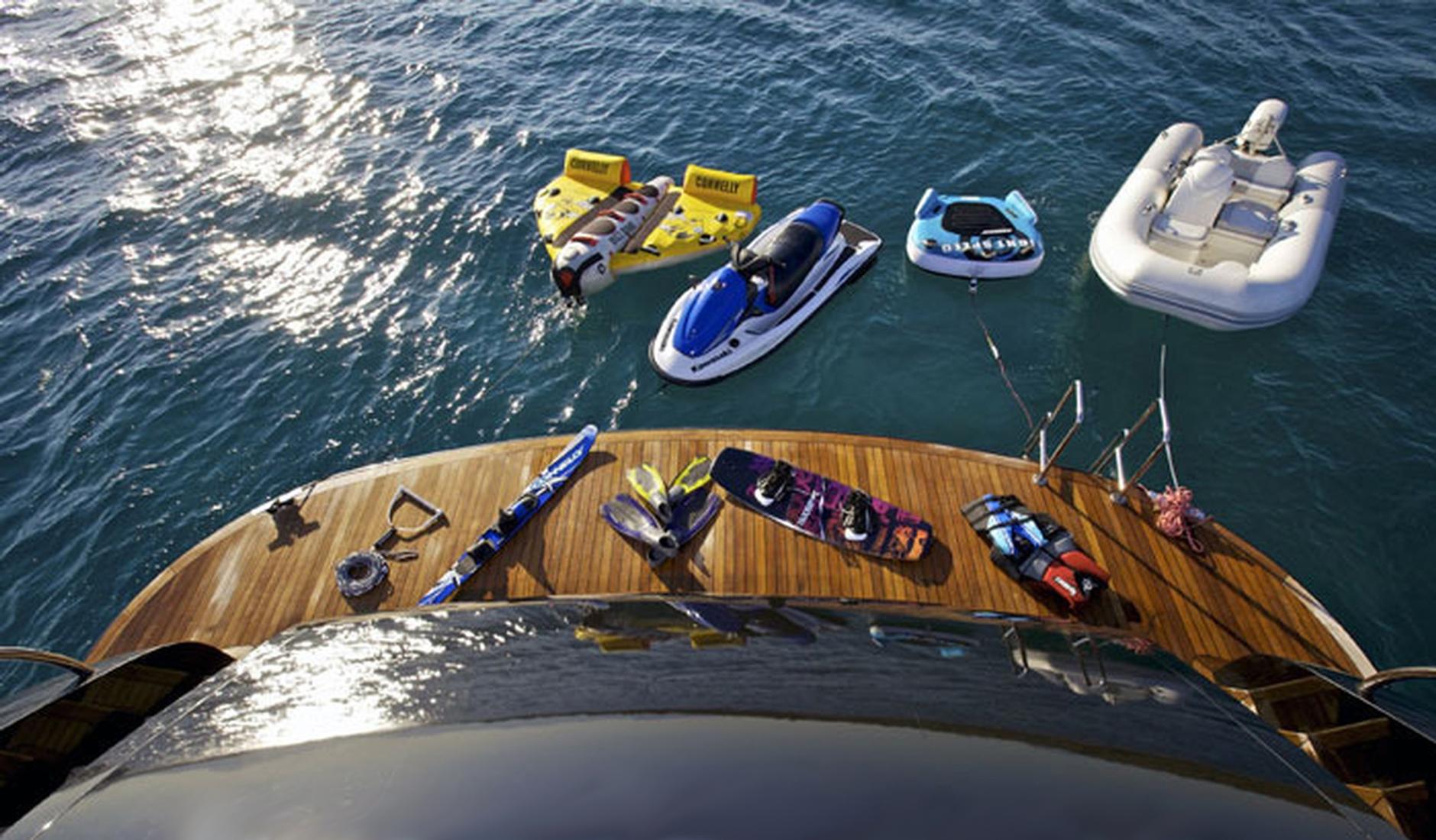 Golden Yachts 39m Фото № 2