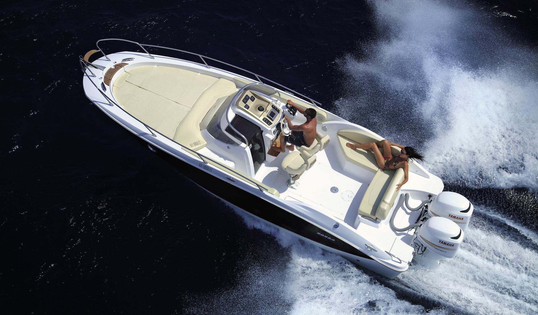 Sessa Marine Key Largo 27 Outboard Фото № 2