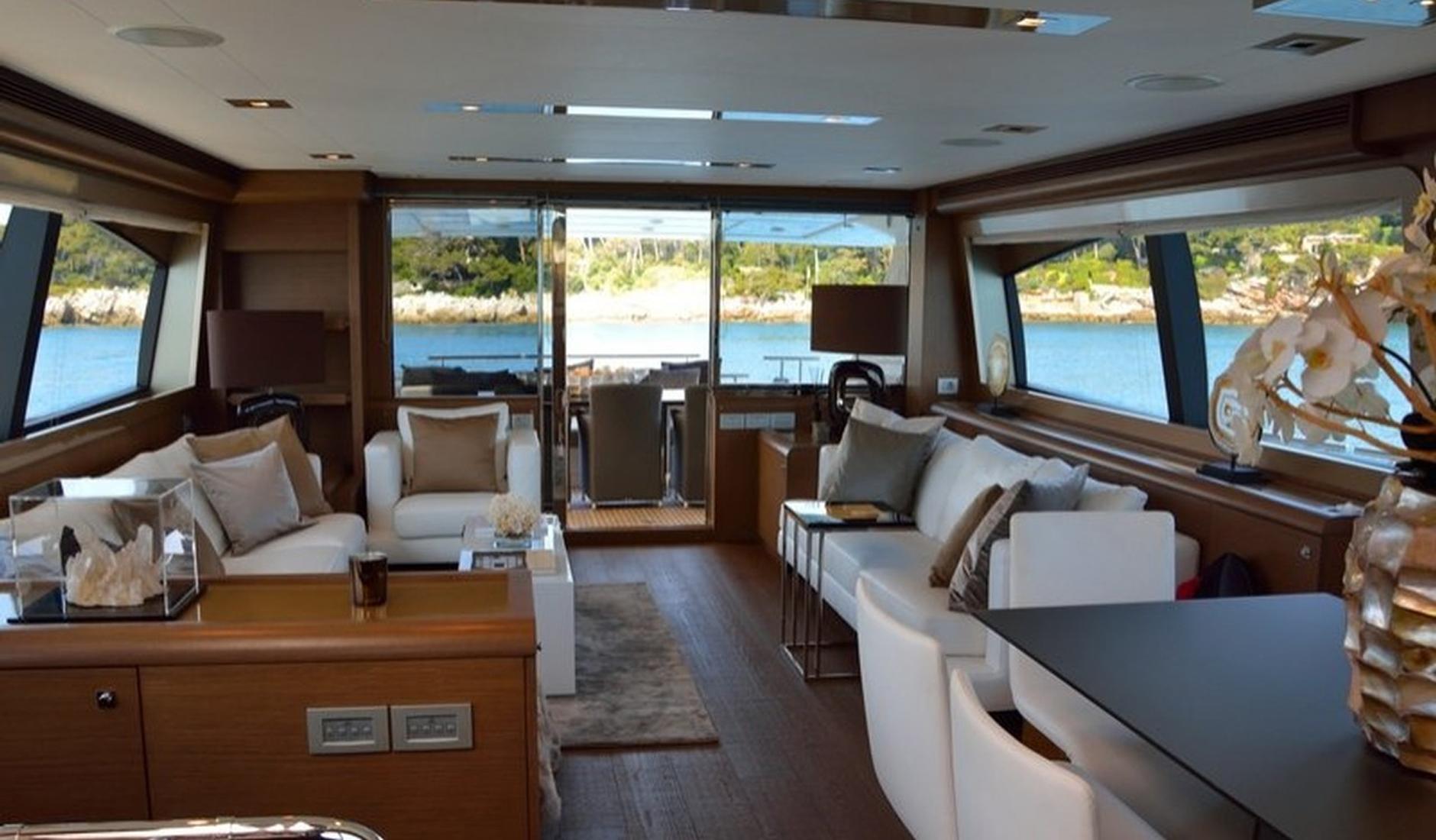 Ferretti Yachts 800 Фото № 4