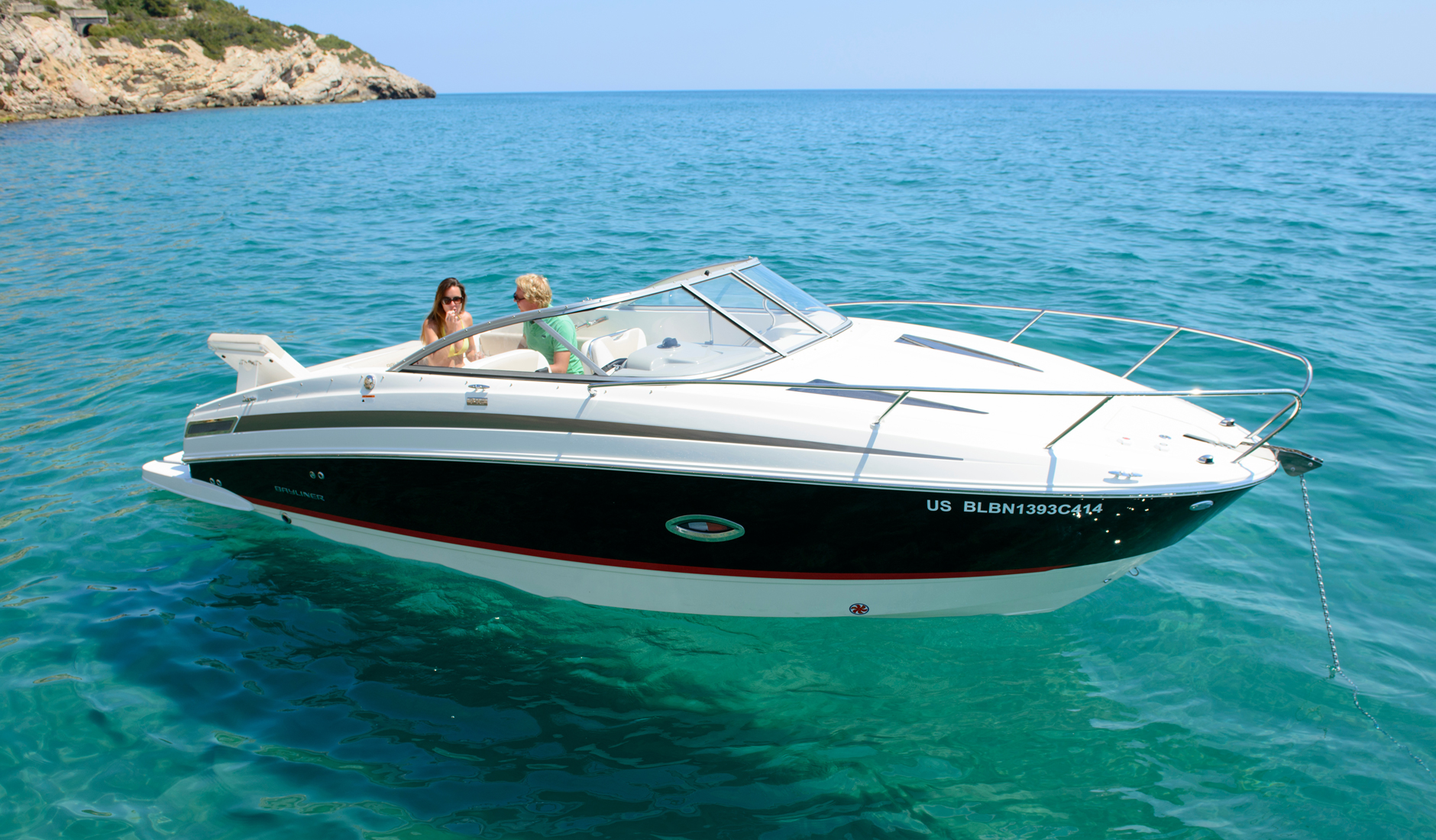 Bayliner Cuddy 742 R Фото № 5
