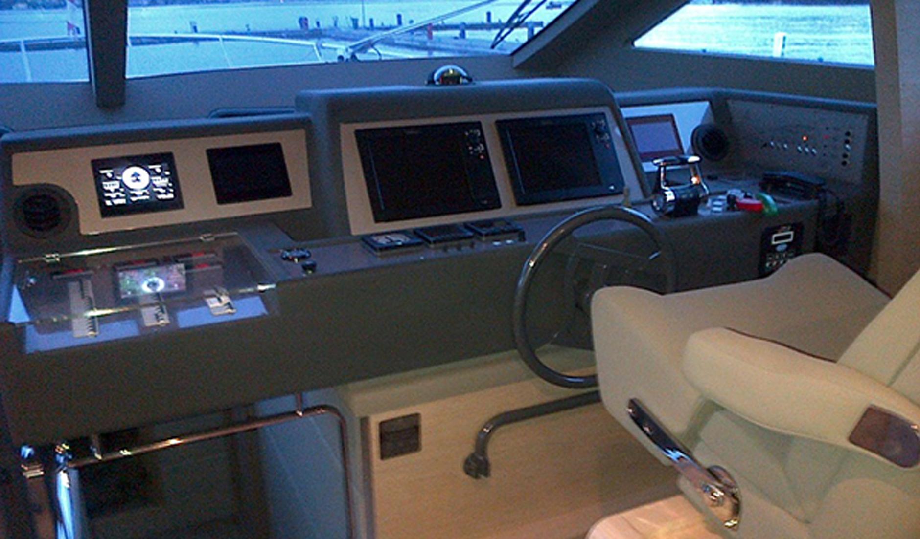 Ferretti Yachts 690 Фото № 6