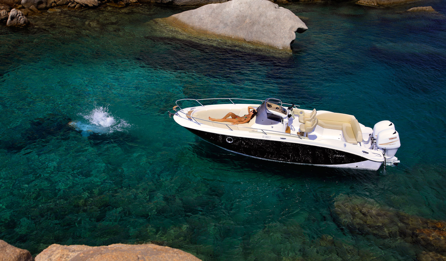 Sessa Marine Key Largo 27 Outboard Фото № 6