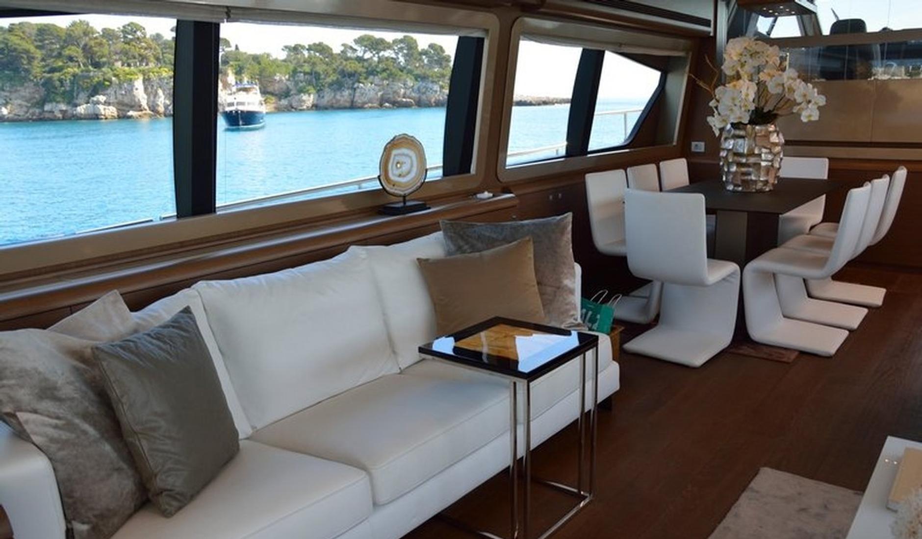 Ferretti Yachts 800 Фото № 5