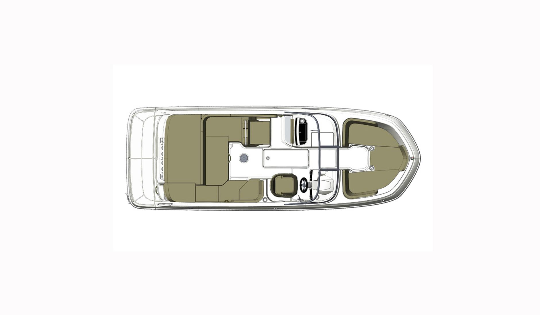 Купить Bayliner VR6 Bowrider