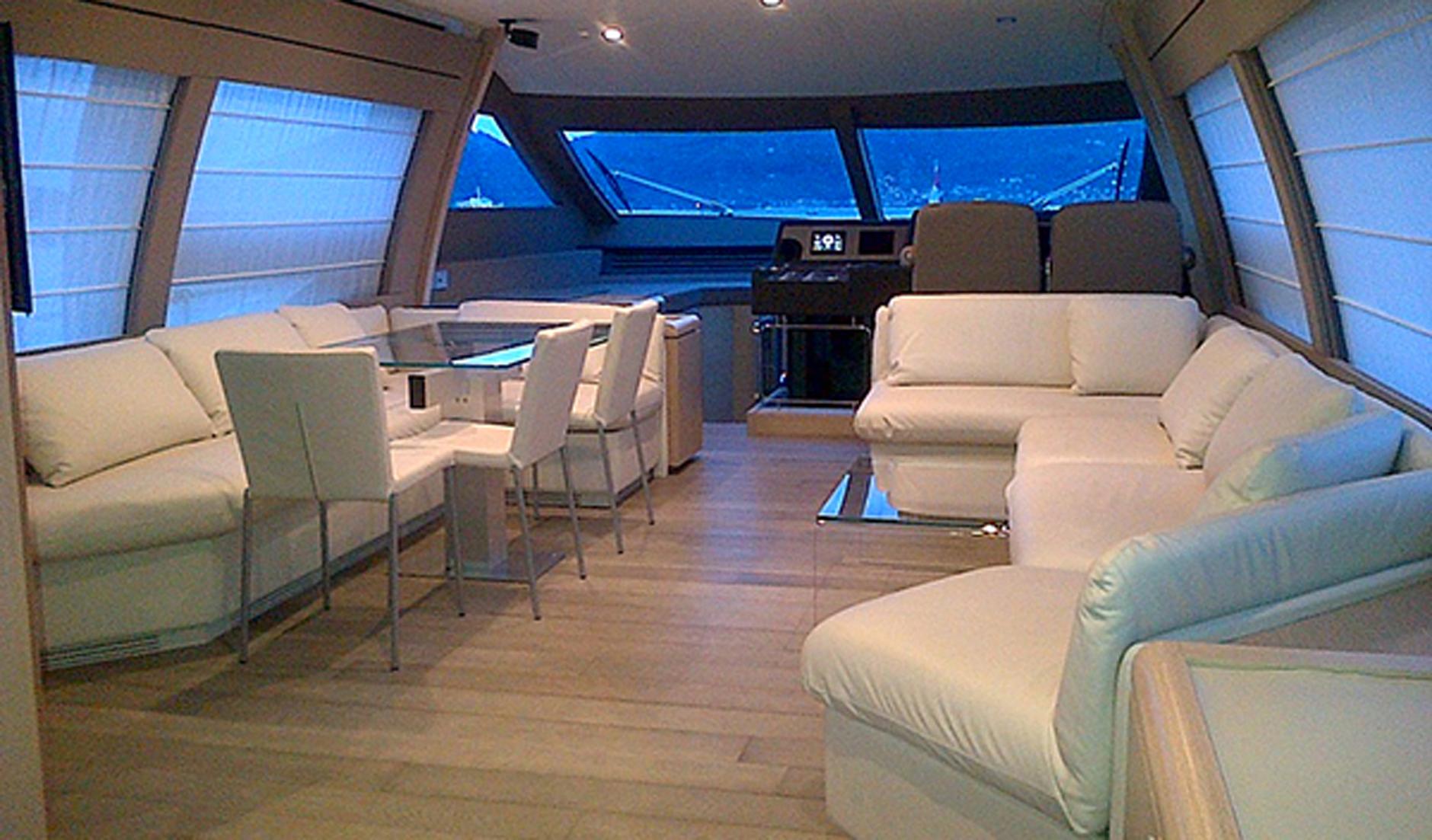 Ferretti Yachts 690 Фото № 8