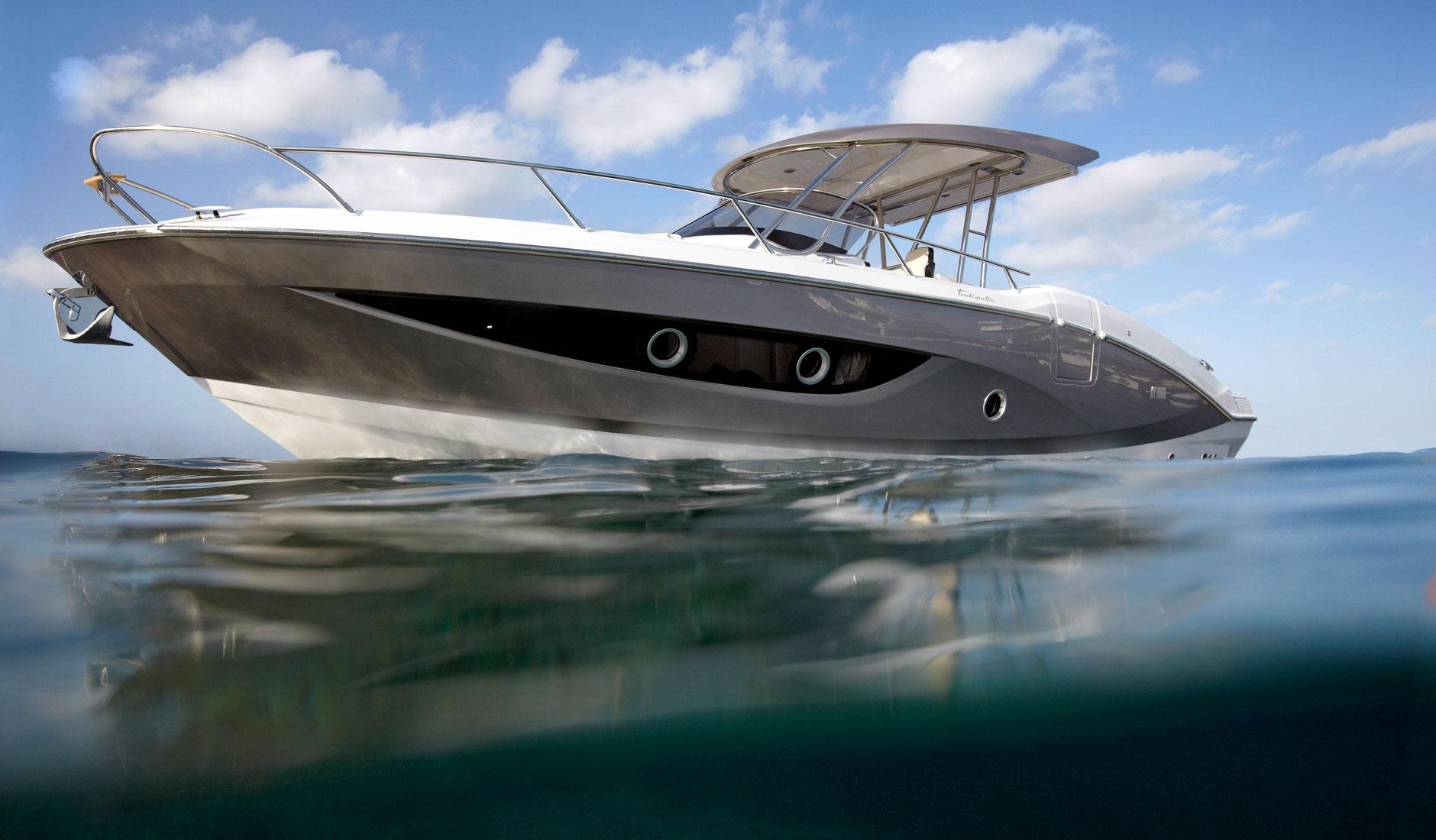 Sessa Marine Key Largo 34 Outboard Фото № 4