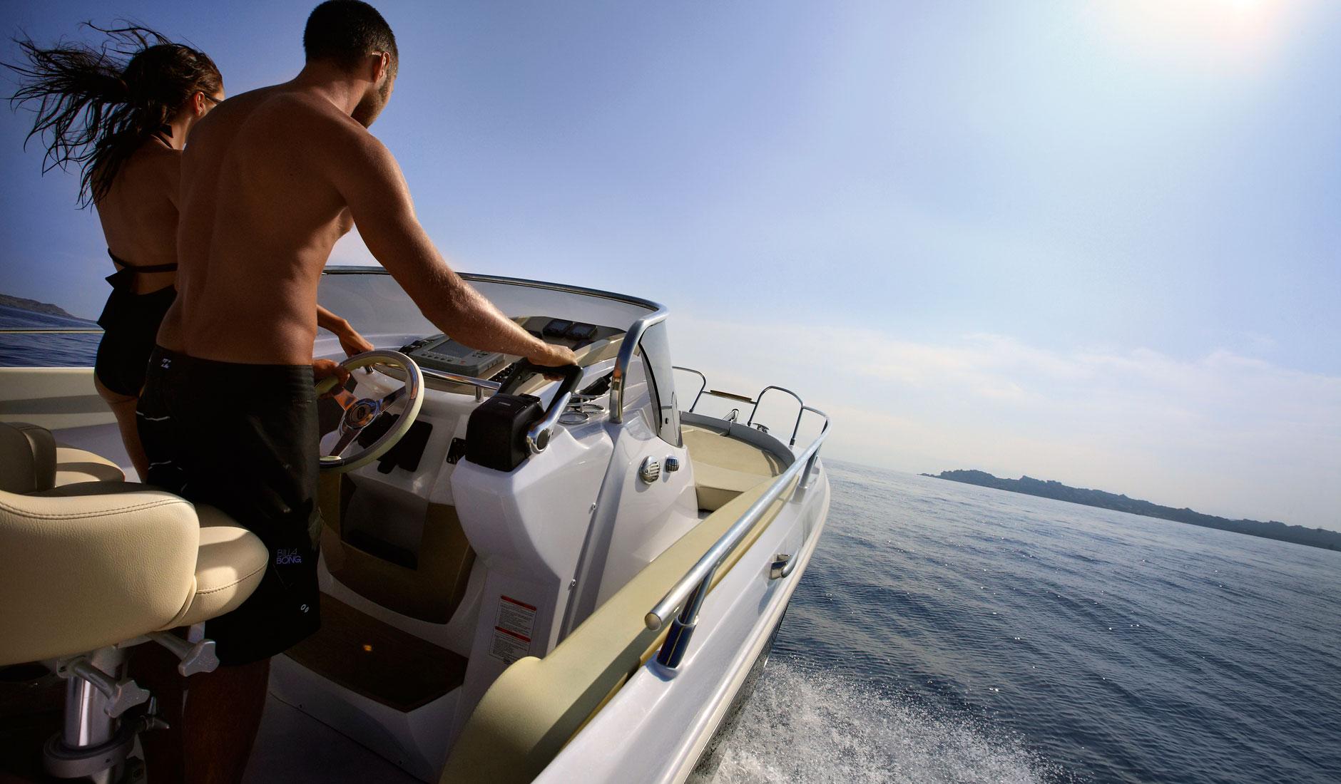 Sessa Marine Key Largo 27 Outboard Фото № 8
