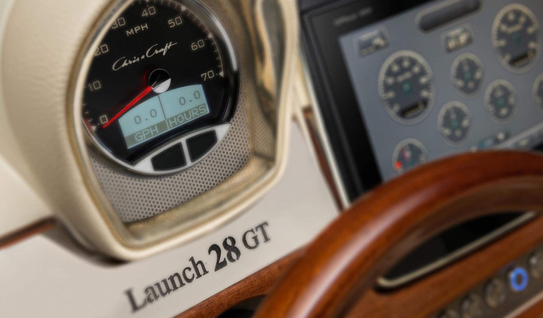 Chris-Craft Launch 28 GT Фото № 6