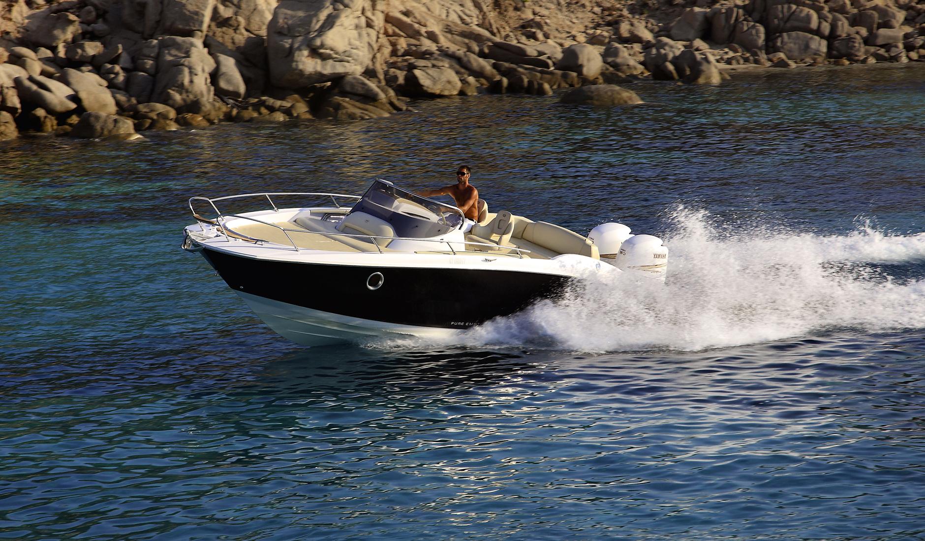 Sessa Marine Key Largo 27 Outboard Фото № 3
