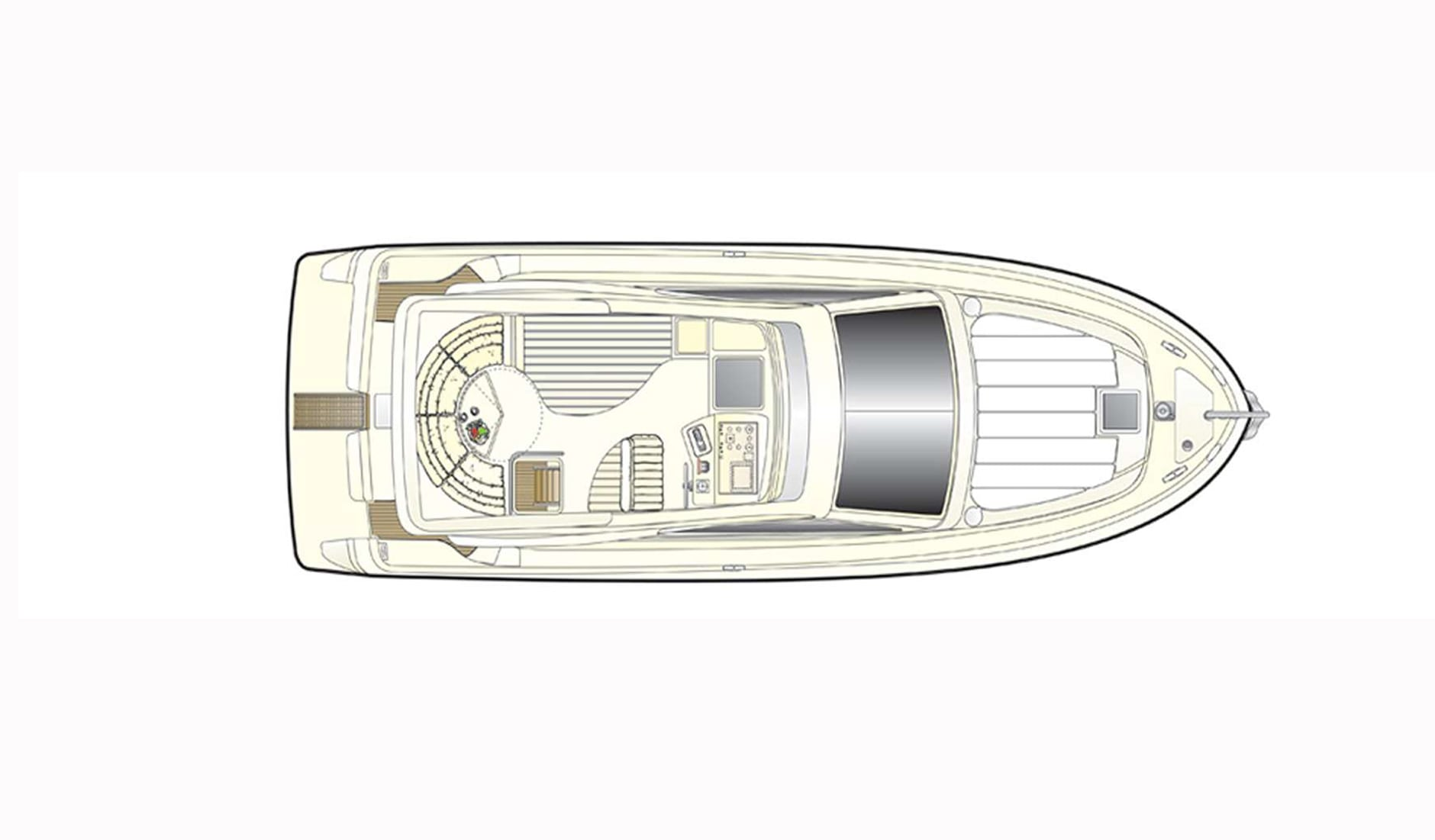 Купить Ferretti Yachts 430 refit 2017
