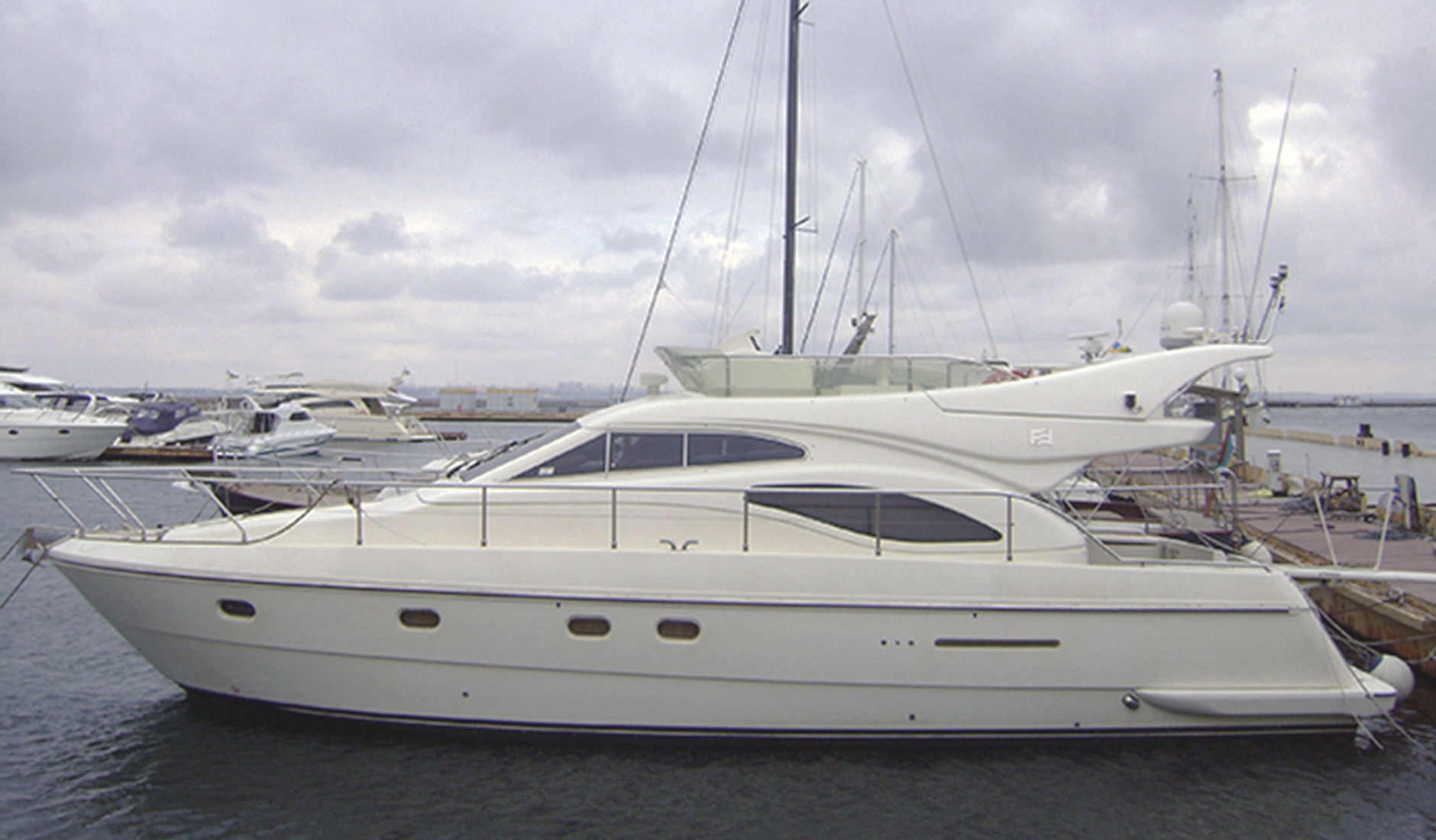 Ferretti Yachts 430 refit 2017 Фото № 4