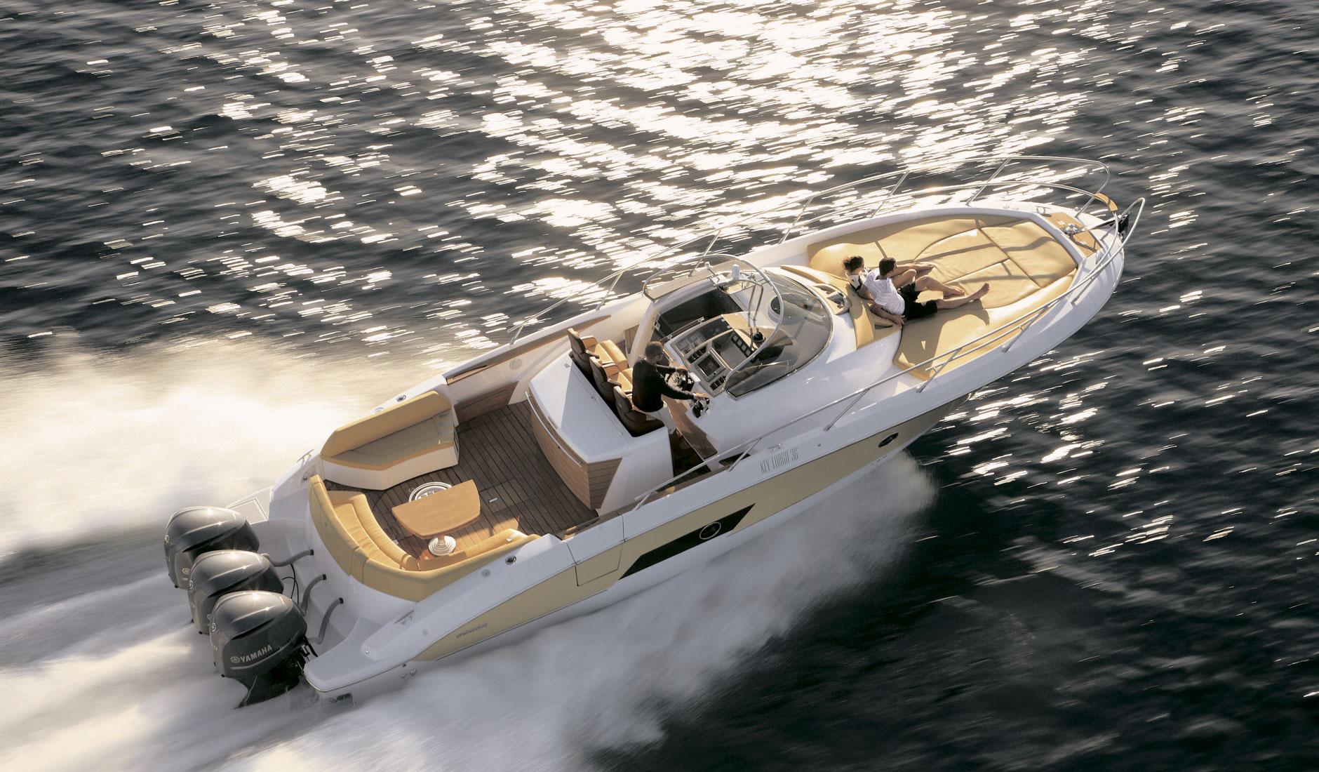 Sessa Marine Key Largo 36 Фото № 2