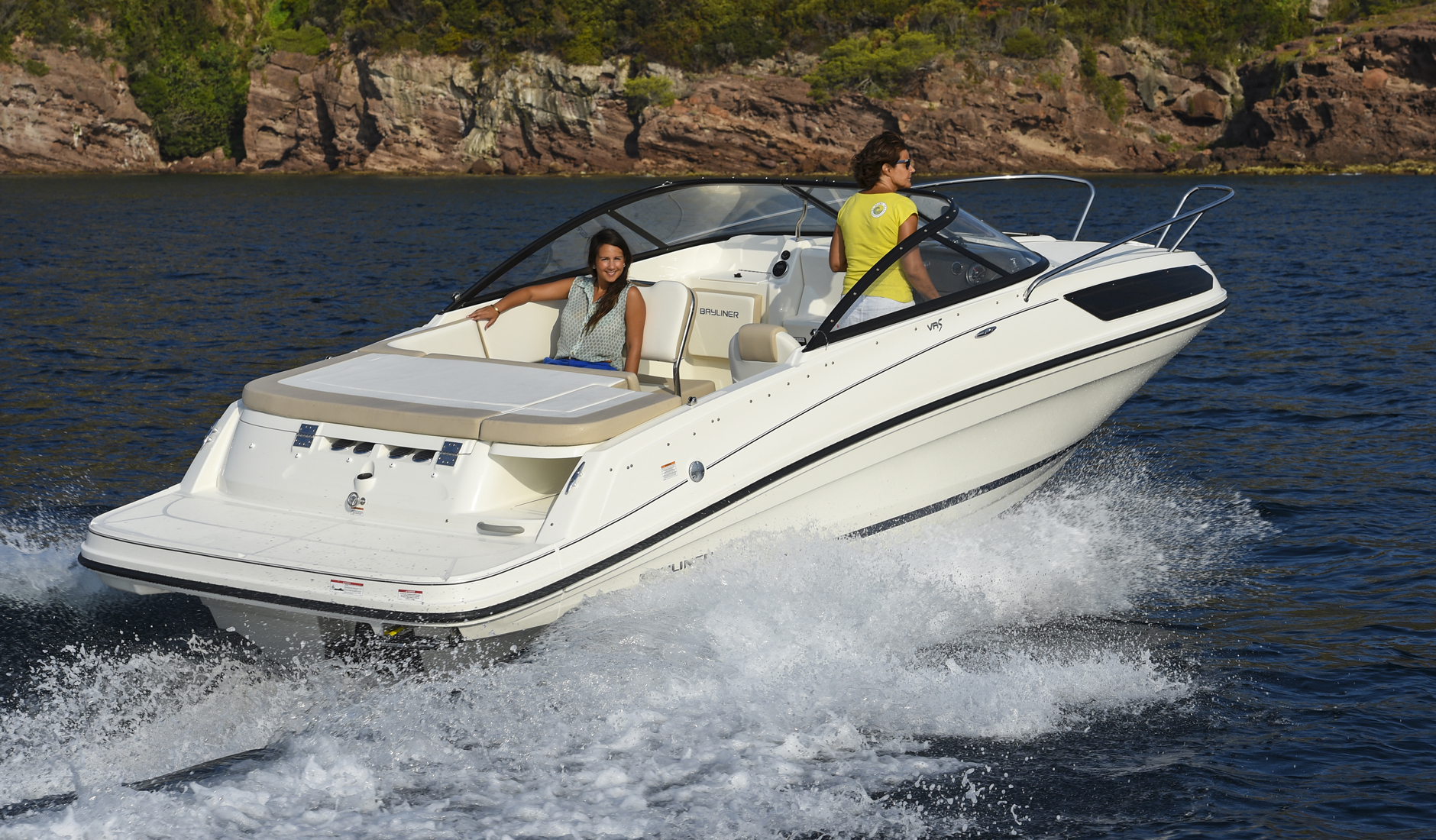 Bayliner Cuddy VR5 Фото № 2