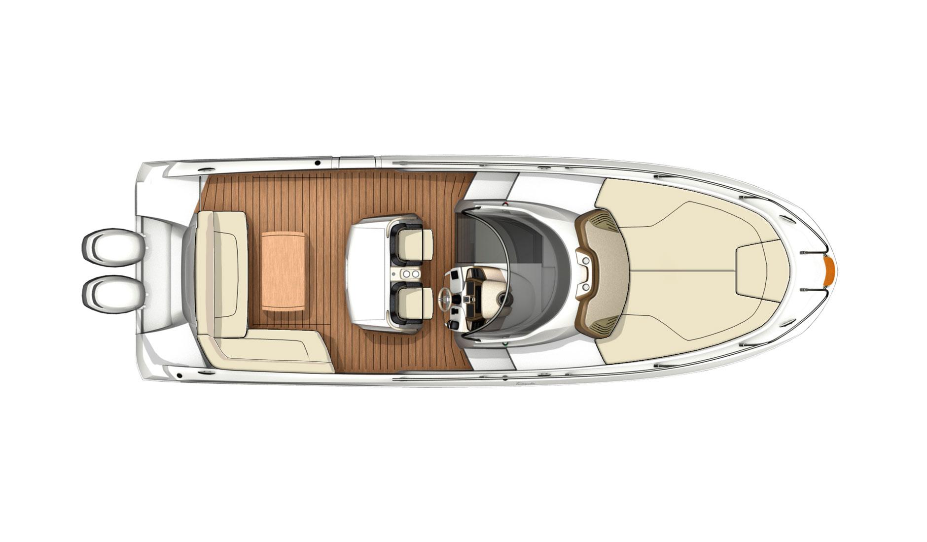 Купить Sessa Marine Key Largo 34 Outboard