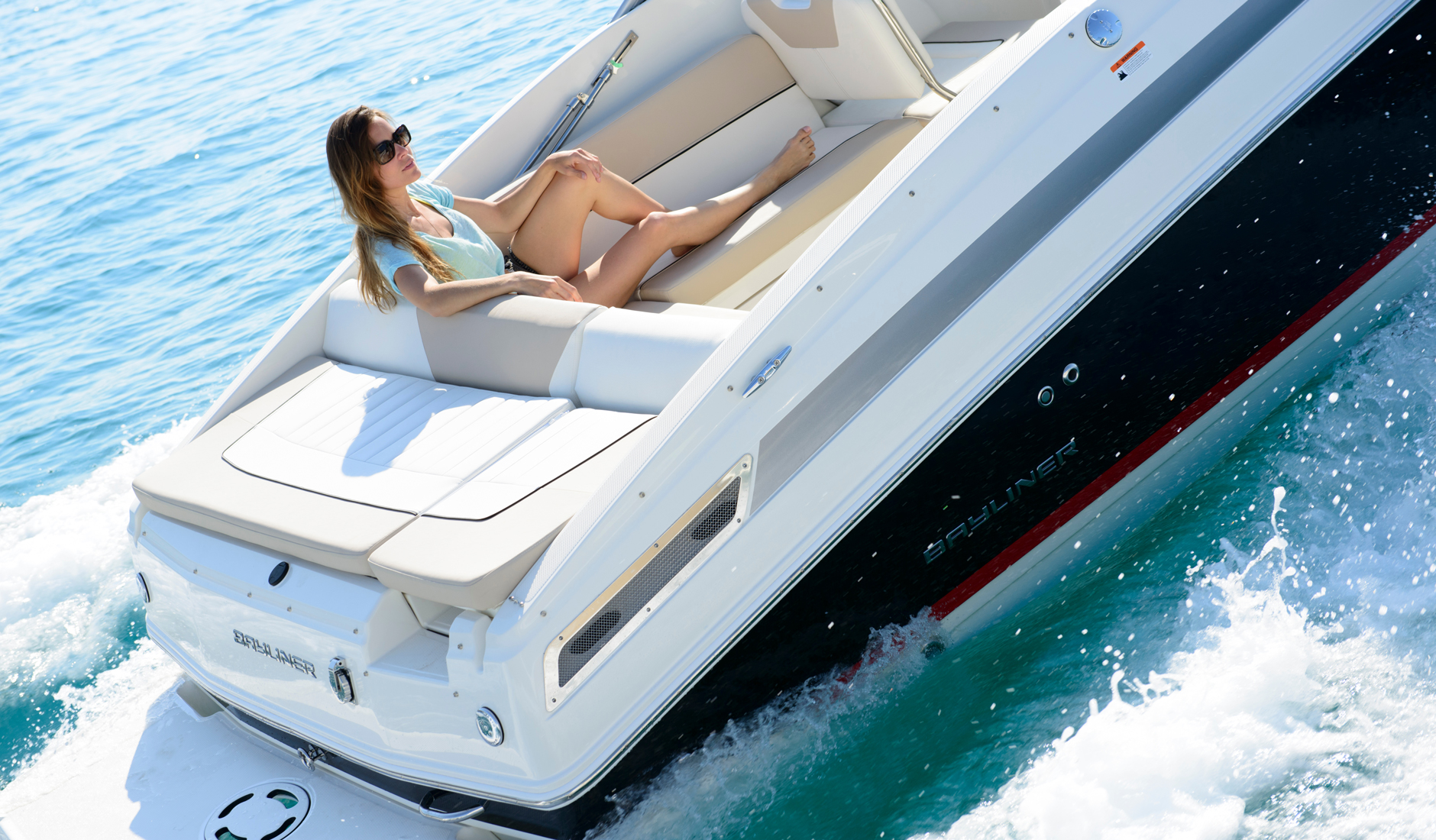Bayliner Cuddy 742 R Фото № 2