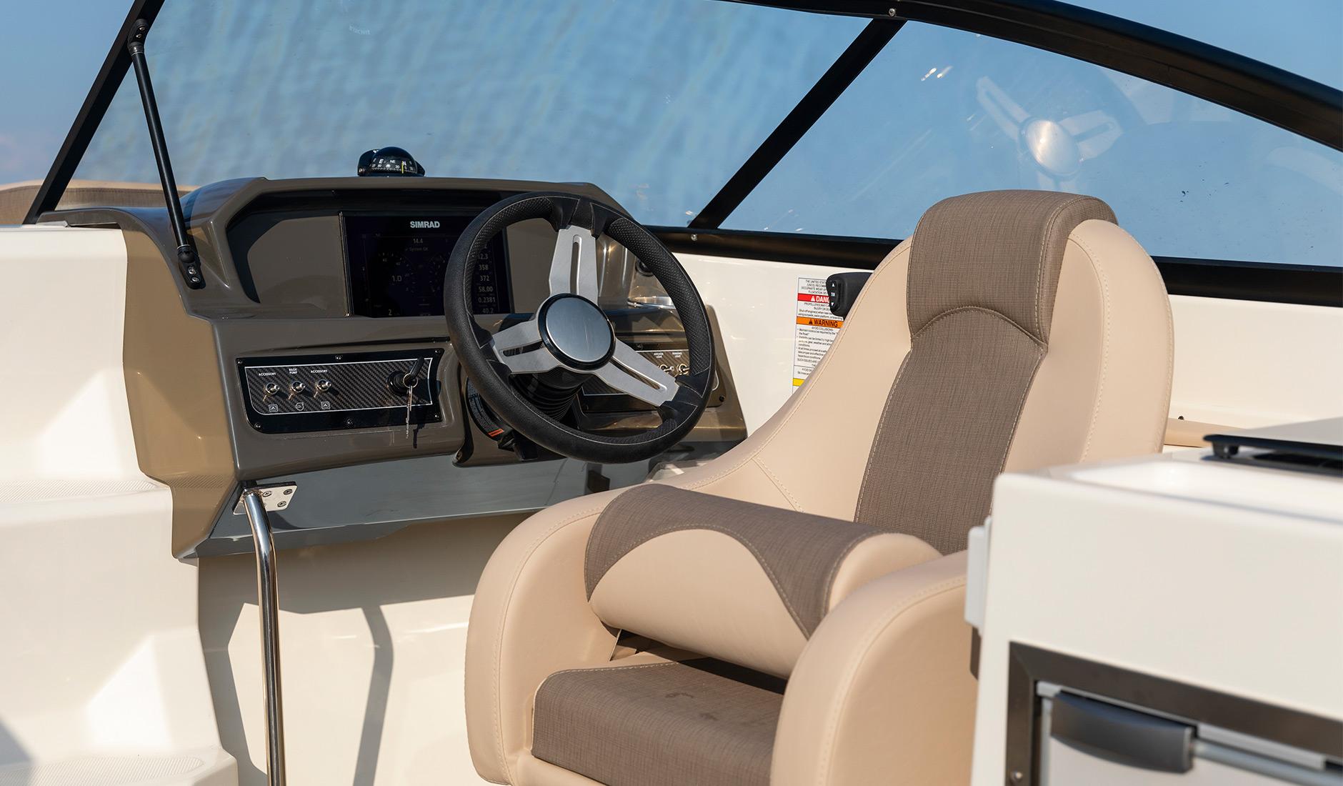 Bayliner Cuddy VR6 новый в наличии Фото № 12