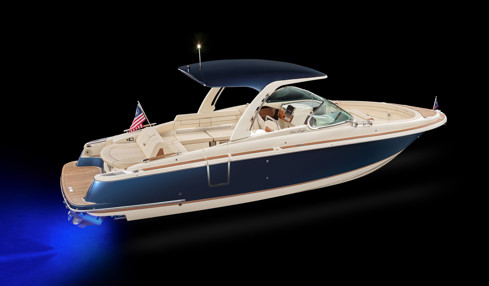 Chris-Craft Launch 31 GT Фото № 2