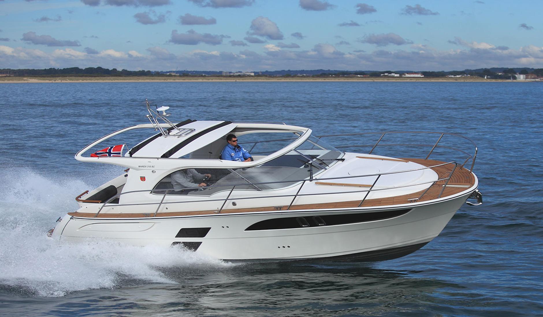 Marex 310 Sun Cruiser Фото № 5