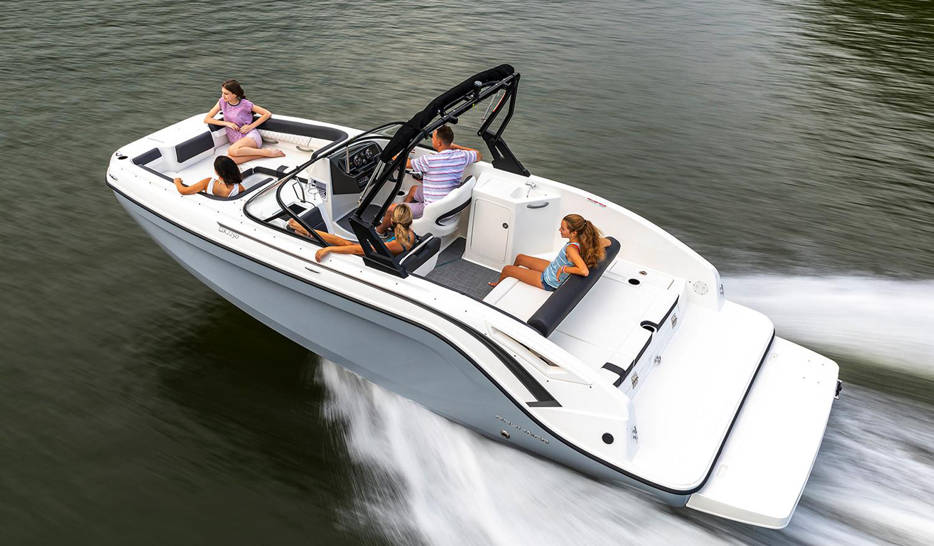 Bayliner DX 2250