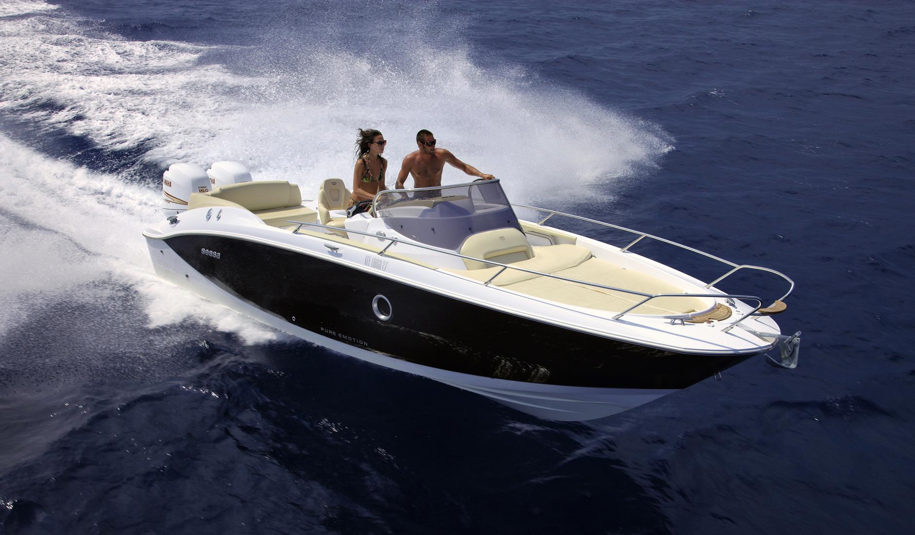 Sessa Marine Key Largo 27 Outboard Фото № 4