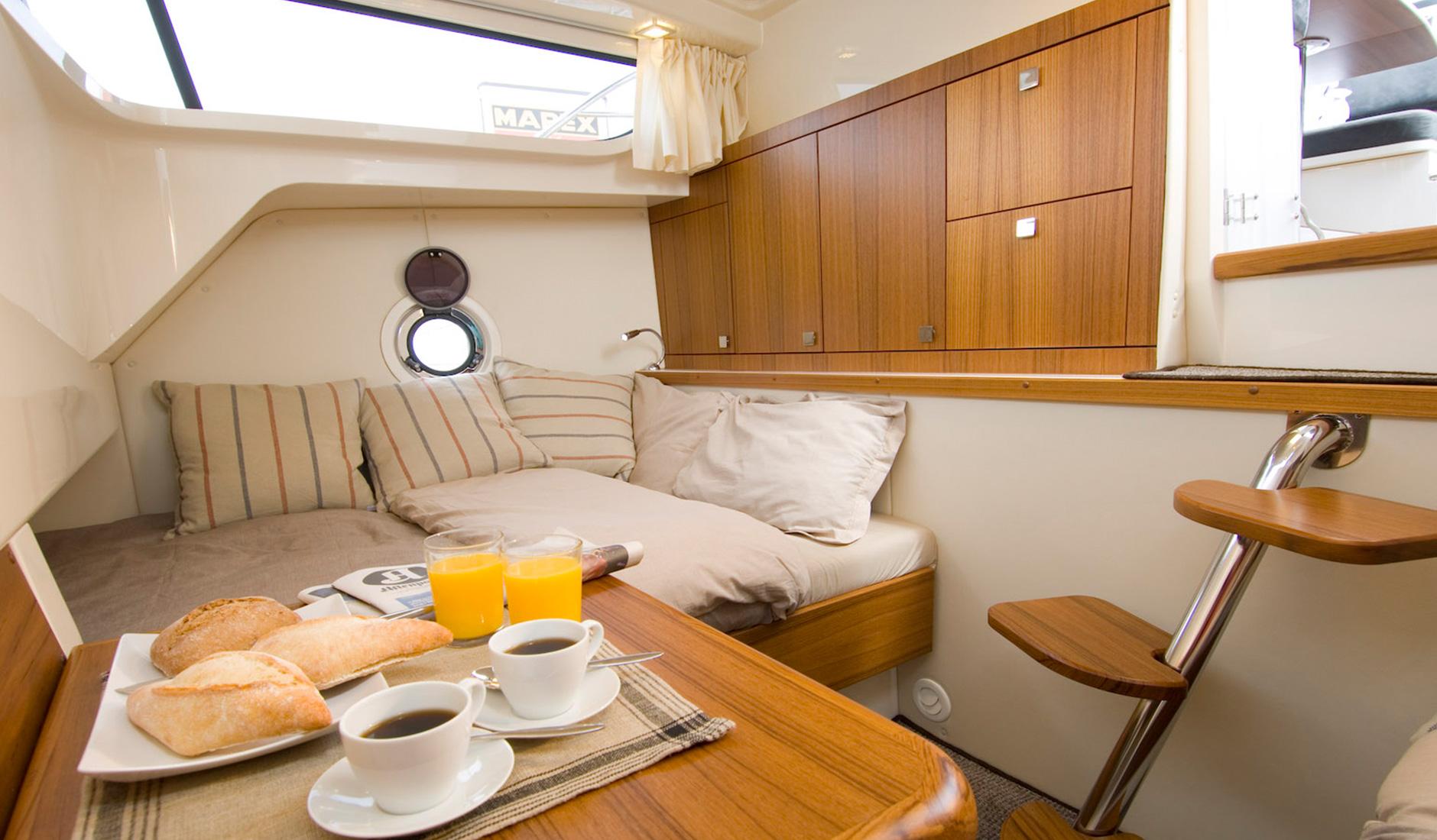 Marex 320 Aft Cabin Cruiser Фото № 10