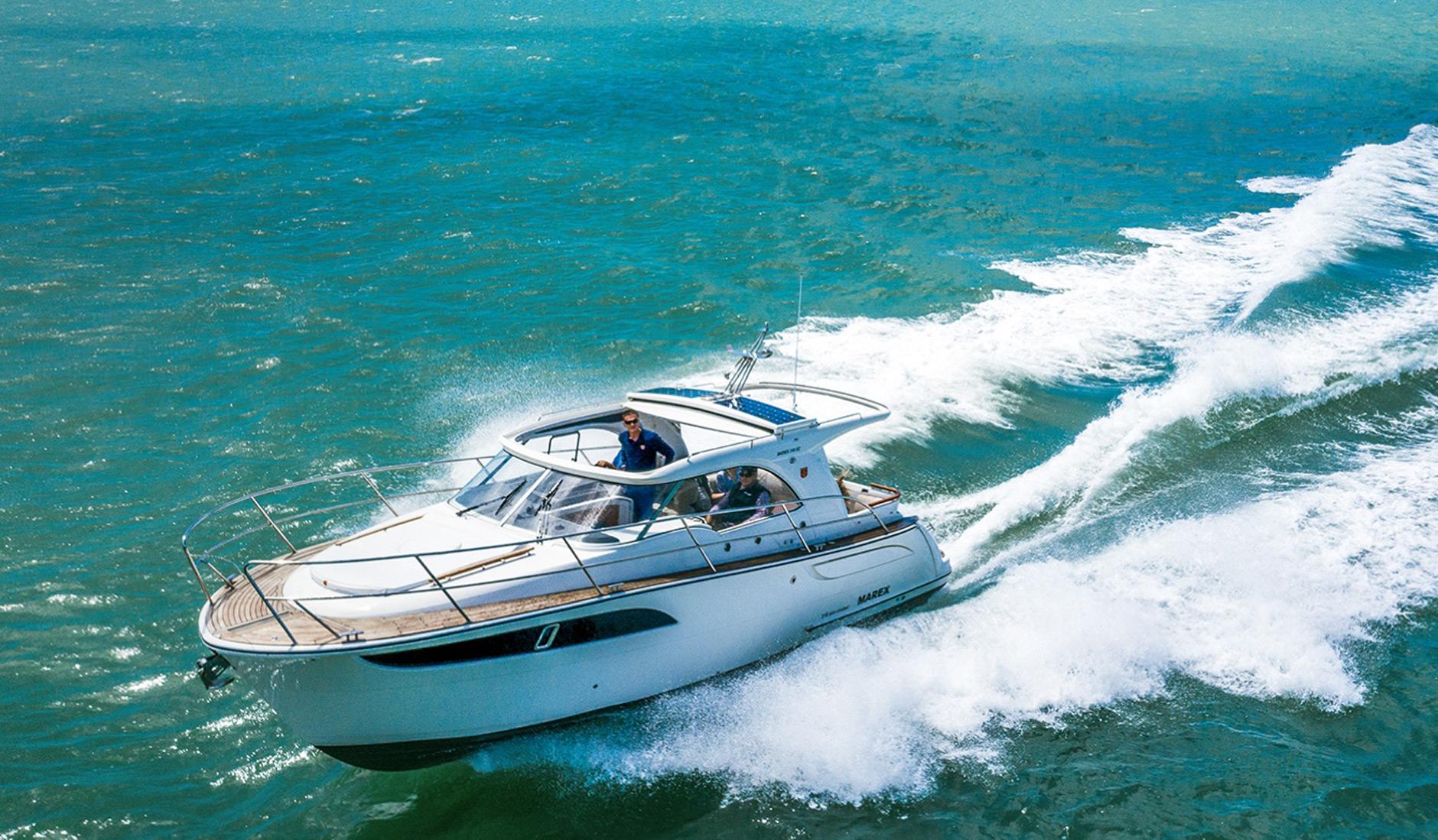 Marex 310 Sun Cruiser Фото № 2