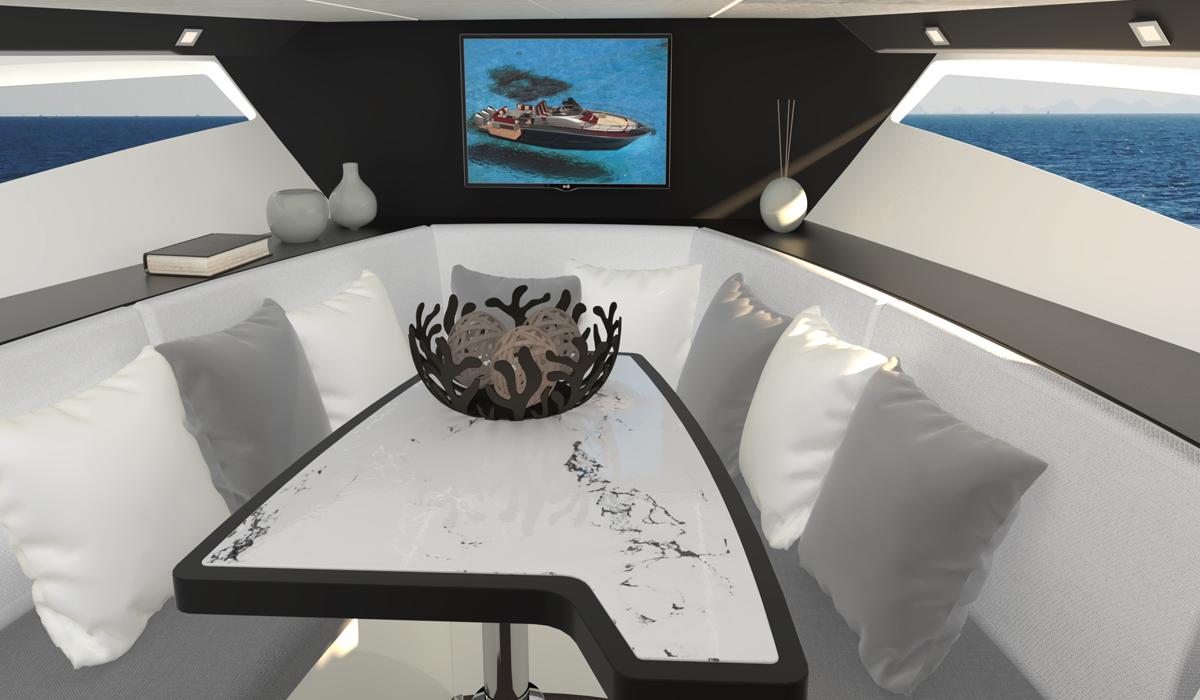 Купить Sessa Marine Key Largo 40