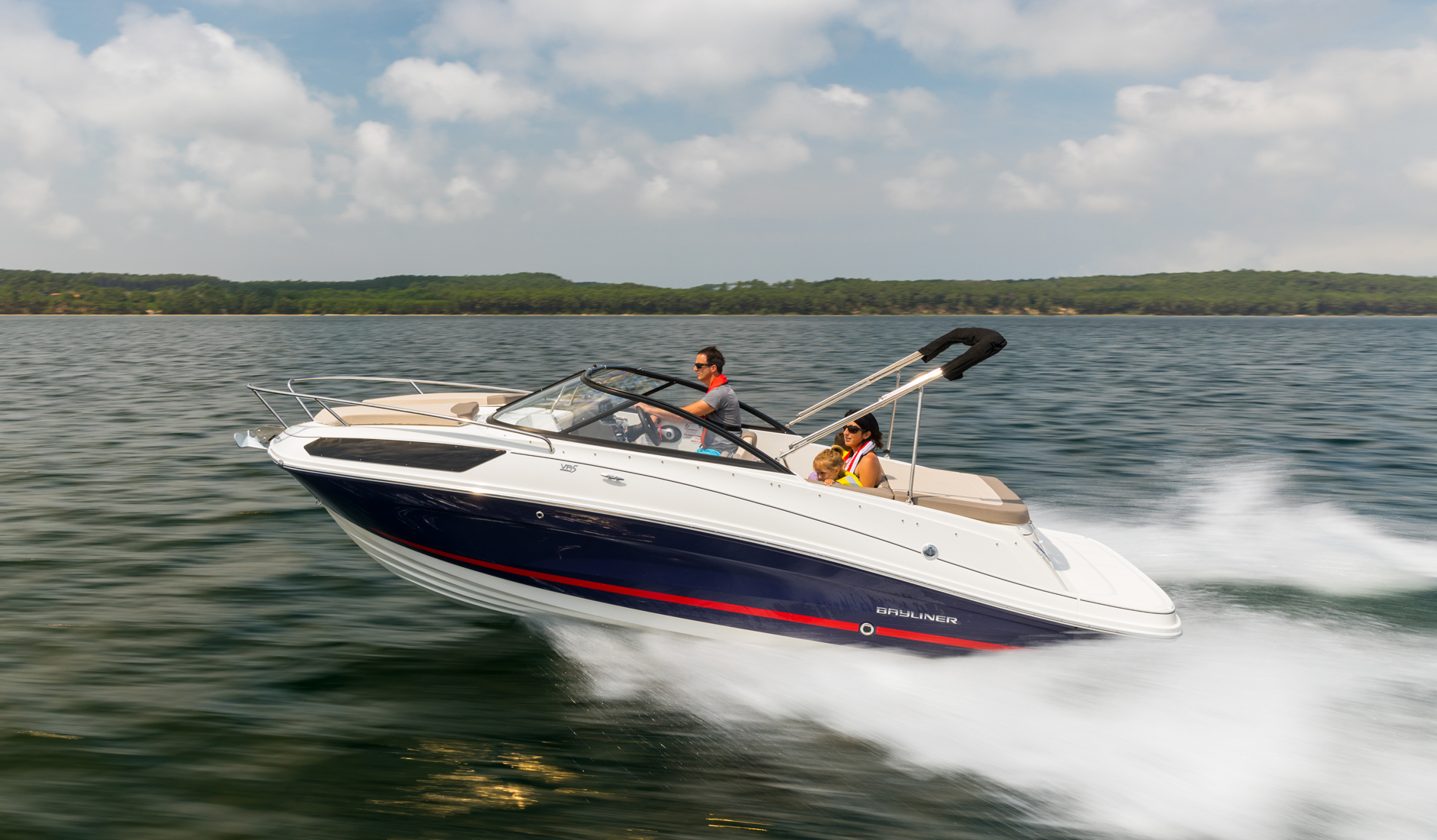 Bayliner Cuddy VR5 Фото № 3