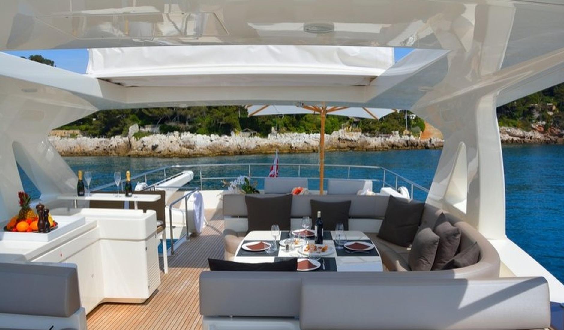 Ferretti Yachts 800 Фото № 2
